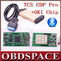 Cheap 2013R3 Cdp Oki ( M6636B OKI Chip) Diagnostic Tool Tcs Cdp Pro PLus With OKI + Bluetooth Tcs Scanner