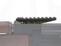 ak rifle accessories - OP Airsoft Hunting Gun Accessories KU AK Rear Sight Rail Fit AK Series Airsoft Electric Gun AEG Rifle