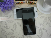 Wholesale Free DHL New arrival inch iphone MTK6572 Dual core Android MP GB RAM GB ROM original LOGO cell phone