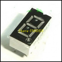 Wholesale 20 LD AS Digit quot RED SEGMENT LED DISPLAY COMMON CATHODE
