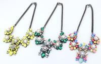 Wholesale Shourouk Chain Chunky Choker Statement Necklace Pendant Women