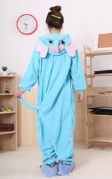 2014 autumn elephant Kigurumi Pajamas Animal cosplay costume pyjamas Animal Sleepwear  bear   bunny  Corgi panda cat wolf pikachu batman
