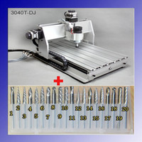 Wholesale 3 Axis CNC Engraver Engraving Cutting Machine CNC T DJ x mm quot Tungsten Carbide Cutter