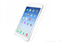Wholesale 0 MM Explosion Proof Tempered Glass Shatter proof Screen Protector for ipad mini with retal package