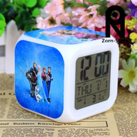 alarm clock store - Zorn Store Frozen Film surrounding a small alarm clock Colorful color small alarm clock Frozen Series