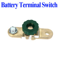 Wholesale Battery Terminal Link Switch Quick Cut off Disconnect Car Truck Auto Vehicle Parts accessories