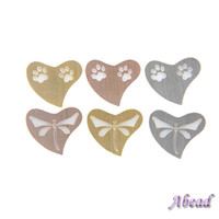 Cheap 2014 Newest Mix 6 designs large Three colors Heart Shape dragonfly window plate fit your glass living for 30mm floating lockets Wholesale