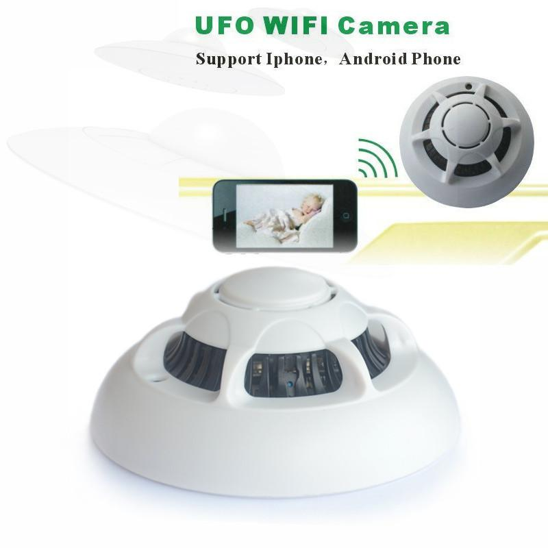 wholesale wifi ip spy camera smoke detector wifi wireless ip security surveillance camera hidden. Black Bedroom Furniture Sets. Home Design Ideas
