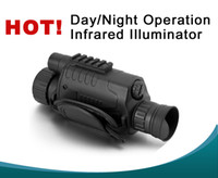 Wholesale night vision scope MP digital camera video x40 DAY NIGHT