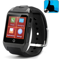 Wholesale Watch Phone inWatch Z quot Android Smart NFC Wifi Dual Core Single SIM GB GB GSM MP Transflective screen