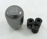 Wholesale Grey Speed Racing MT Metal Short Stick Gear Shift Knob Shifter JDM Universal SP