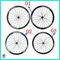 Wholesale 2014 ZIPP road bicycle wheel red egle marks carbon spoke bike wheels mm carbon clincher wheelset C carbon wheels road