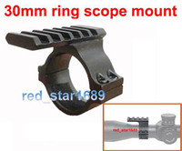 Wholesale Hunting mm ring Rifle scope mount adaptor with mm PICATINNY weaver universal Rail Accessory