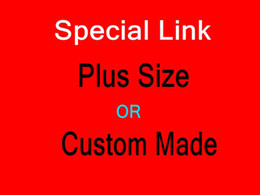 Wholesale Special Link For Plus Size Or Custom Made