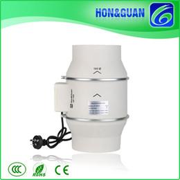 Wholesale HON GUAN Easy Installation Two Speed Noiseless V HZ HF KTV Restaurant Air Ventilation Air Exchange Fan
