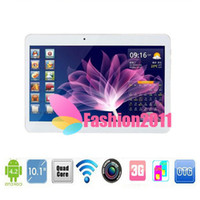 Wholesale 10 Inch HD G Android Tablet PC MTK6582 Quad Core Phone Call Phablet GB GB GPS Dual Camera Dual SIM Wifi Bluetooth Tablets