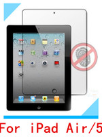 Wholesale iPad Premium tempered glass screen protector glass film for iPad Air retina with retail package D with arch