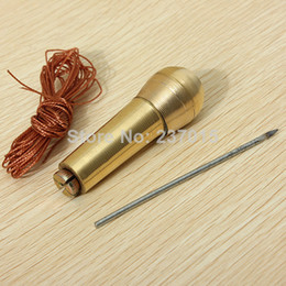 Wholesale New Sewing Awl Leather Craft For Awning Sails Tent Canvas Shoes Repairing Stitching