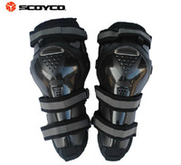 Wholesale moto racing protective gear SCOYCO K07 motorcycle kneecap Kneepad motocross knee guards protector kneelet knee pad FREE SIZE