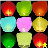 Cheap Holiday Sky lanterns Best Sky Lantern  wish lamp