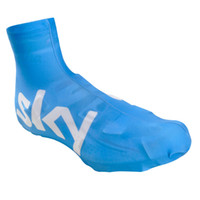 Wholesale High quality BLUE SKY Pro cycling team bicycle shoe covers Dustproof quick drying SIZE