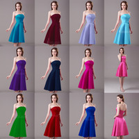 Cheap bridesmaid dresses Best short party gown