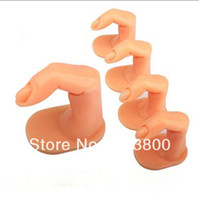 Wholesale High Quality False Finger Model for Nail Art Practice Training Display
