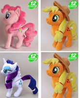 Wholesale My little pony Pinkie Pie Plush Doll inches cm set free shpping