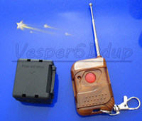 Wholesale 10set New V Signal Channel Fixed Encoding Switch Wireless Remote Control Promotion