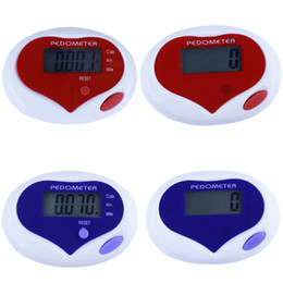 Wholesale The new cordate pedometer multifunctional calorie consumption OMRON quality motion tracking