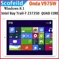 Under $200 PIPO 7 inch Onda V975W Intel Bay Trail-T Z3735D 9.7 inch Tablet PC Windows 8.1 OS Quad Core Retina Screen 2G 32G