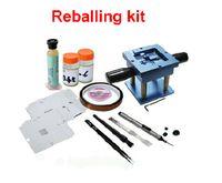 Wholesale BGA Kit Reballing Station XBOX360 PS3 Wii bga Stencils mm Solder Tools