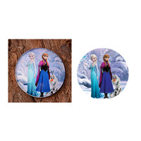 Glass Cabochons cabochons - 10mm mm elsa and anna Round Glass Cabochons with mixed colors for Necklace Decoration and Phone Chain Accessaries f0262