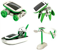 big robot dog - New Solar Energy Toy assembly DIY in Solar Educational Kit Toy Boat Fan Car Robot Power Moving Dog Novelty Toys