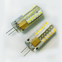 Wholesale G4 LED Chandelier Crystal Light Bulb SMD3014 W led AC DC V Led Bulbs Beam Angle Factory price LED Lamp Replace