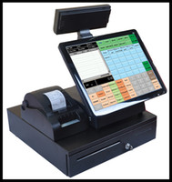 bakery shop - POS1501 Reliable Inch Low Cost Touch Screen POS Terminal For Bakery And Cake Shop
