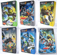 Wholesale HERO Action Figures Star Wars Space Marines Astartes DIY Puzzles style Video game Action Figures freeshipping