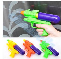 Wholesale summer water sports kid water gun children spray gun swimming pool toys beach toy