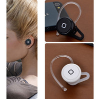 For Apple iPhone Bluetooth Headset  S5Q Mini Bluetooth Headset Earphone Receiver World smallest Headset For cell phone Iphone Samsung HTC AAACRL