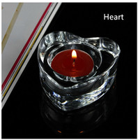 Wholesale 2014 Fashion Crystal Votive Candle Holders Diamante Glass Tealight Candle Holder mm Candles Fedex