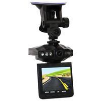 "Cheap Top selling 2.5"" Color 6 IR DVR TFT Night Version 270 Degree Rotation Car Dash cams Camera Road Audio Car DVR Recorder Camera Night Vision"
