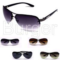 Wholesale SGL0015 New Fashion Metal Frame Aviator Sunglasses