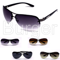 Wholesale SGL0015 New Fashion Metal Frame Aviator Sunglasses