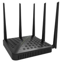 New Tenda FH1202 Routeur sans fil WIFI 1200Mbps 802.11 a / b / g / n / ac amplificateur de signal d'accès pour la maison / répéteur / ordinateur