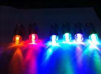 Cheap 100pcs LED Balloon Light Paper Lantern Wedding Party Floral Vase Waterproof Submersible Mini light Party Favors Decoration