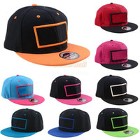 Cheap 2014 Low price Wholesale New Fashion Hip-Hop Adult Adjustable Baseball Cap snapback casual caps#10 SV003919