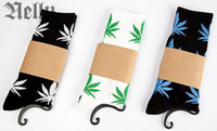 Wholesale 2014 new multicolor fashion skateboarding socks Hip hop socks men s Maple Leaf socks
