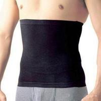 Wholesale Brand New Male Abdominal Binder Waist Trimmer Belt Man Lose Weight Belly Belt Body Slimming Tummy Support