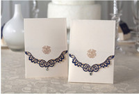 Wholesale wishmade cw502 everlasting love Invitation Wedding Invitations come envelopes sealed card