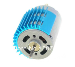Wholesale Best Aluminum Heatsink suit with Size Motor of RC On Off Car helicopter Wholesales RC partsrc car